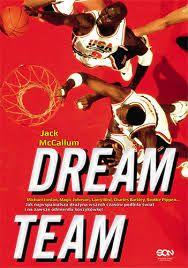 """Dream Team"" Jack McCallum SPORTOWA KSIĄŻKA .PL"