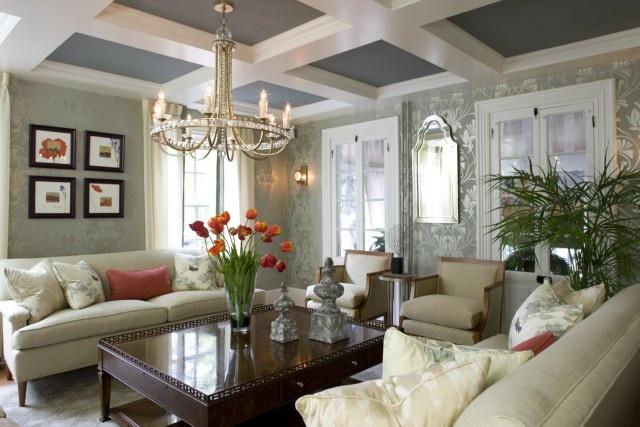 Antiqu Living Room Set