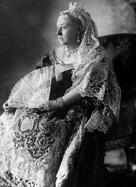Queen Victoria on her Diamond Jubilee