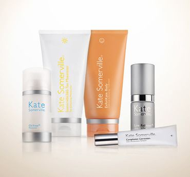 Kate Somerville -   Kate Somerville's skincare line was developed in conjunction with her pioneering Los Angeles medi-spa — and now you can bring home the restorative products behind the flawless complexions of stars like Eva Mendes and Jessica Alba. Stock up on moisturizing lip gels, powerful anti-aging serum...  #Cleanser, #Mask, #Moisturizer, #Polisher, #Serum