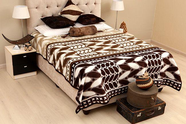 new sesli protea blanket - elegant and pretty