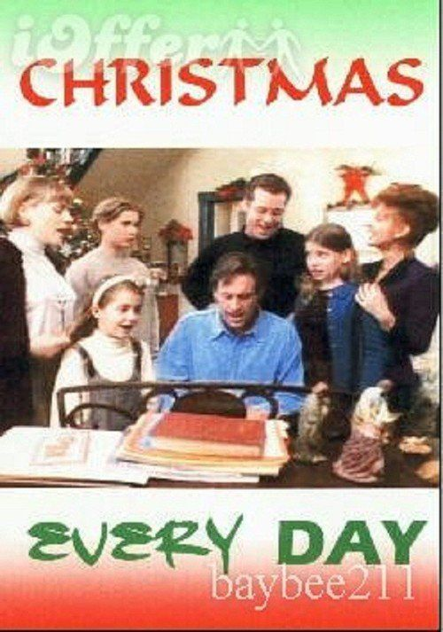 Watch->> Christmas Every Day 1996 Full - Movie Online