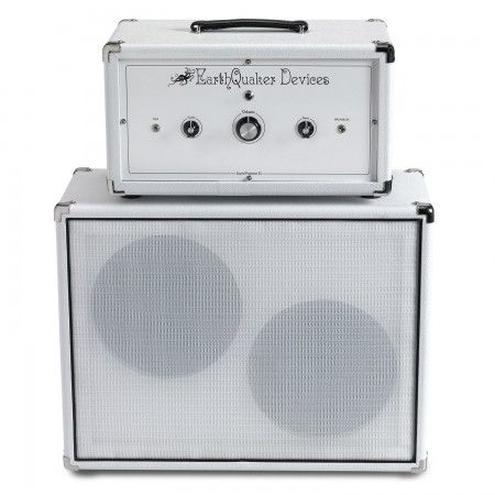 Earthquaker Sound Projector - White (Demo Deal) - Demo Deals - Sale - Vintage King Pro Audio Outfitter