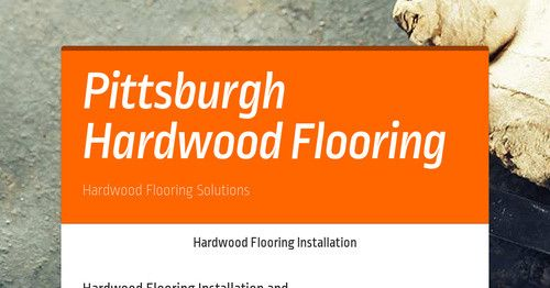 63 best hardwood flooring images on pinterest wood for Hardwood floors pittsburgh
