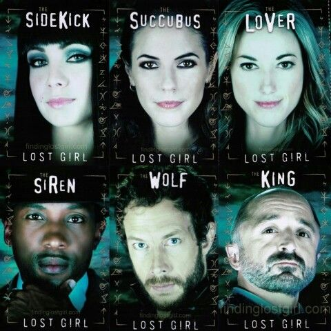 #Lost-Girl #Cast Writer's imagitive and great researchers. Truly a #magical series
