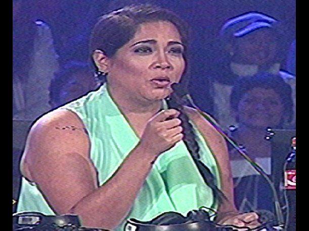 """Yo Soy: Katia Palma """"babea"""" por imitador de Ricky Martin (VIDEO)"""