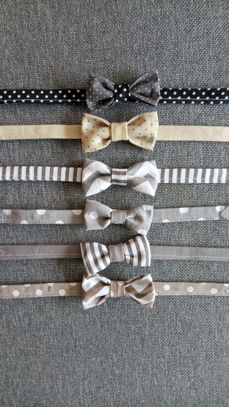Sweet baby gentleman bow ties