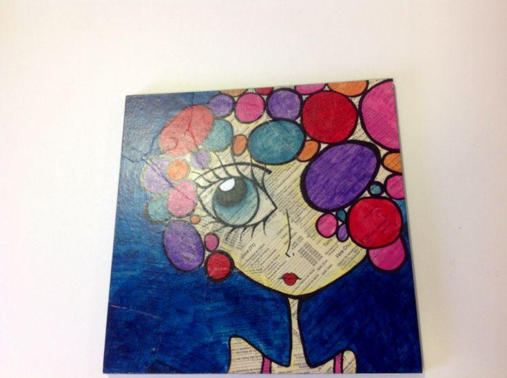 Arte feita na Divina Arte Atelier!!!! Aceitamos encomenda!