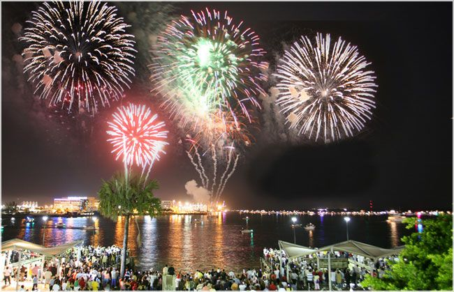 Lummus Park New Year S Eve South Beach Miami Date Ideas Most Romantic Places Romantic Places Fireworks