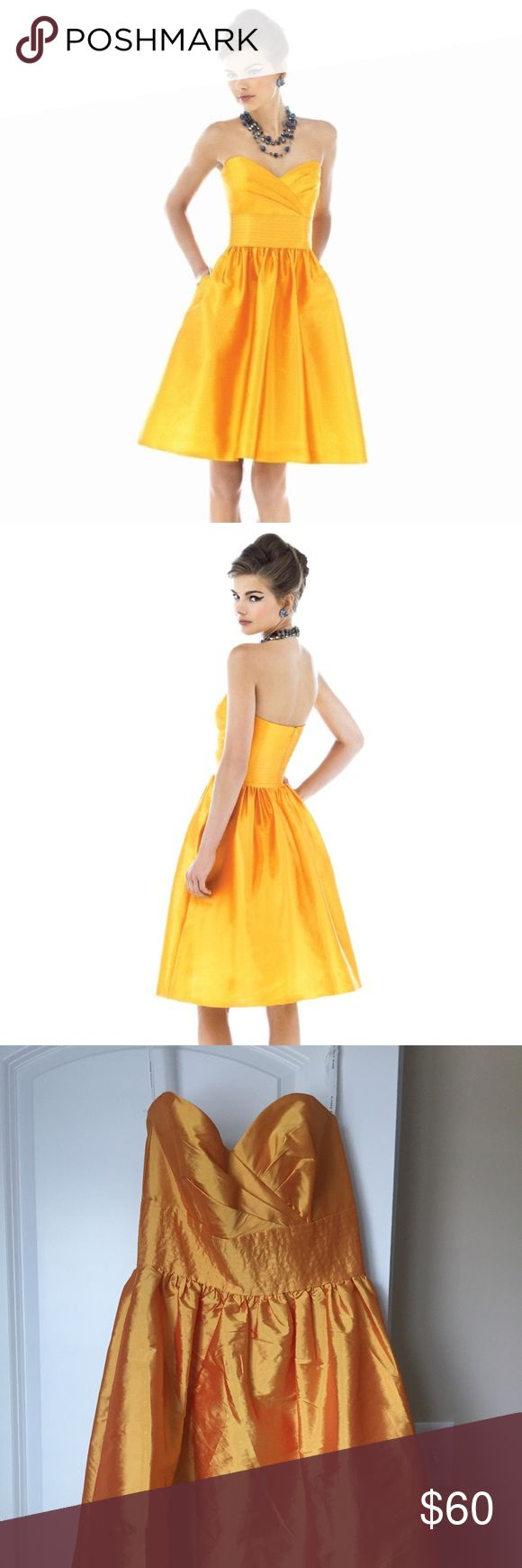 Alfred sung golden yellow cocktail dress 6 nwt yellow cocktail alfred sung golden yellow cocktail dress 6 nwt yellow cocktail dresses alfred sung and mango shorts ombrellifo Gallery