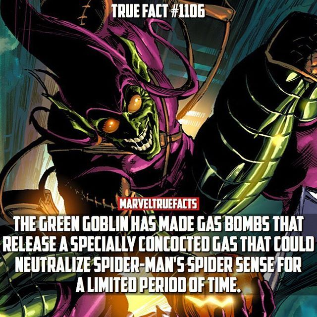 Who's hoping for the Green Goblin in the MCU? ✋🏻