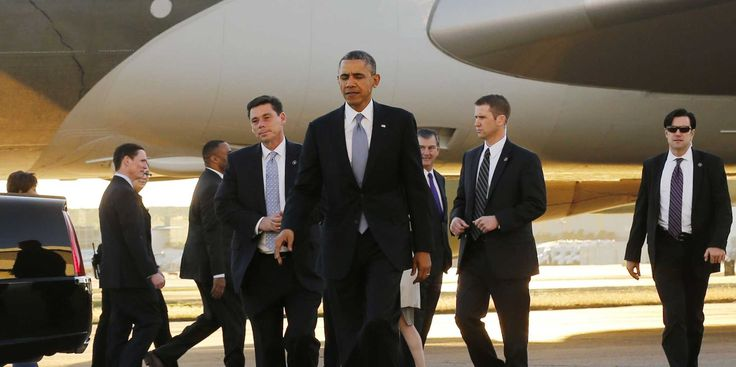 REPORT: A Tipsy Secret Service Agent Leaked Details Of Obama's Schedule To Romney Campaign