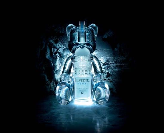 Belvedere Vodka Releases Limited Edition Belver Bears.