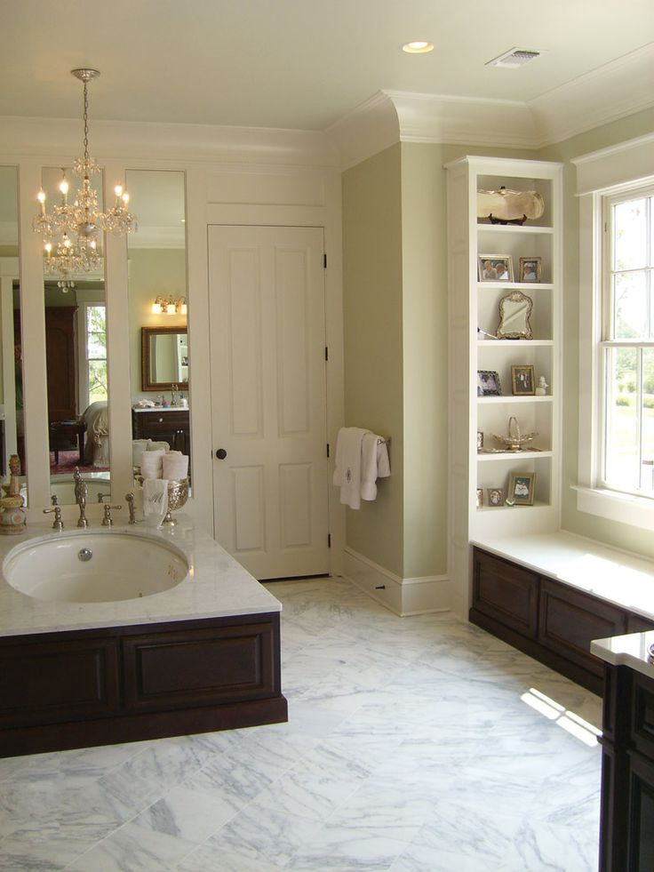 Photo Gallery Website Victorian House Plan Master Bathroom Photo for Home Plan also known as the Burkitt Raised Luxury Home from House Plans and More