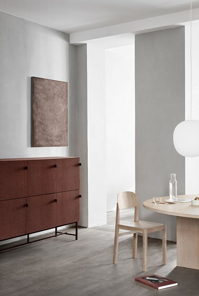 T.D.C: Tone Cabinets by Norm Architects for Zilenzio