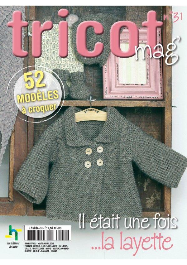 Dans ce guide, découvrez toute une gamme variée de modèles à tricoter pour bébé