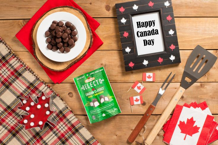 Perfect Canada Day celebration ideas at your finger tips.