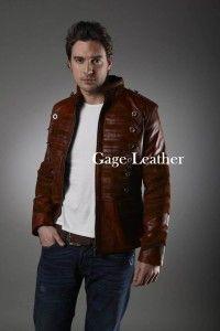 Jaket Kulit Domba Asli Garut Kode JKG 36 Untuk Pemesanan Silahkan Hubungi www.gageleather.com #leatherjacket #gageleather #jaketkulitgarut