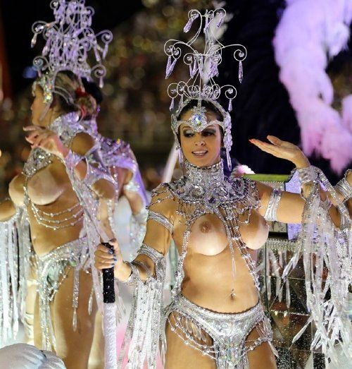BRAZIL CARNIVAL SAFE SEX - YouTube
