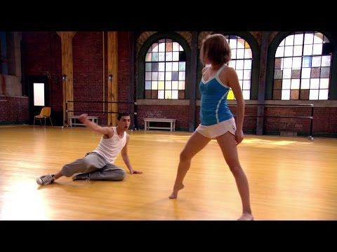 The Next Step - Extended Duet: Tied to You (Riley & James) - YouTube