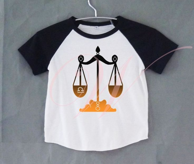Scales Libra shirt October Horoscope shirt Toddler tshirts OFF WHITE Youth shirt #unbranded #Everyday