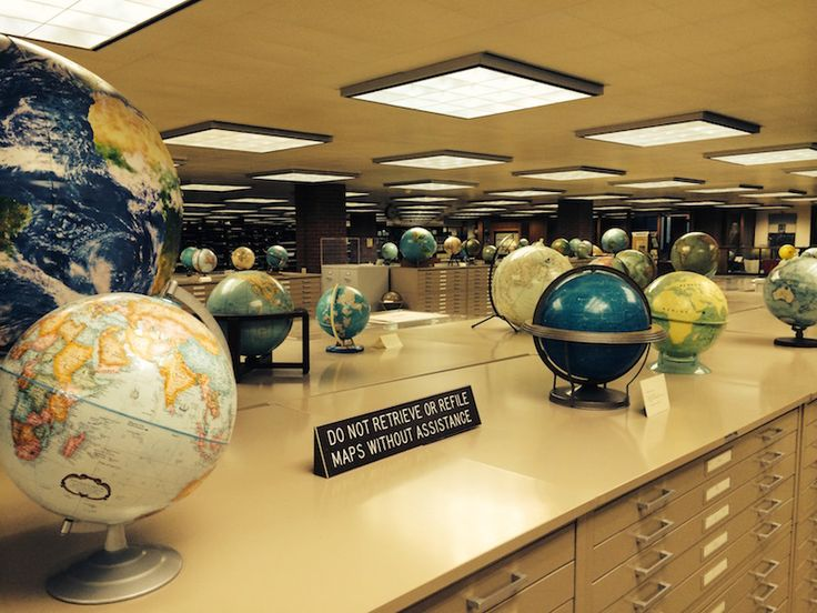Inside The Most Amazing Map Library That You've Never Heard Of | Atlas Obscura