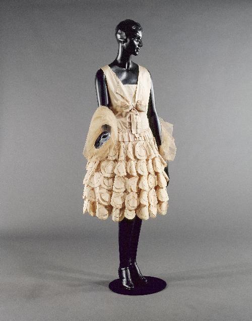 Ensemble  Jeanne Lanvin, 1928  Musée Galleira de la Mode de la Ville de Paris