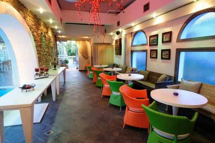Lido Cafe, Thassos