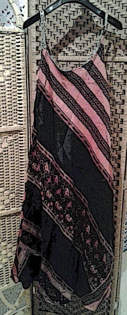 abito lungo, bellissimo! collezione p/e 2014 — presso Neo.chiC.