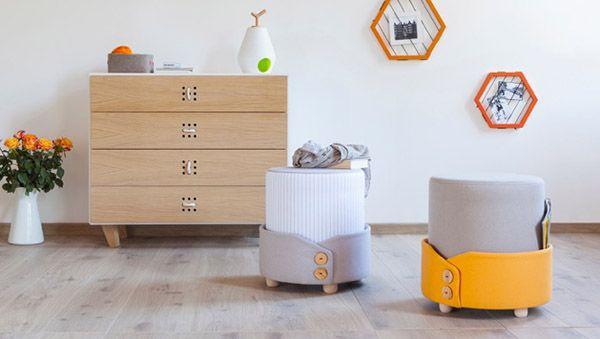 Cosa si può trovare nella casa dei single http://bit.ly/1EHs3qP #design #arredamento #casa