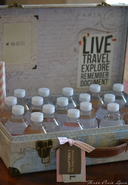 lane a travel themed baby shower oh baby the places you 39 ll go