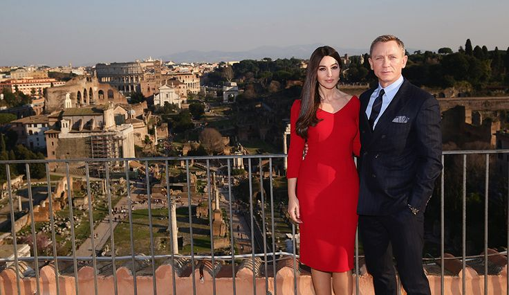 Monica Bellucci: James Bond Is Perfect Because 'He Doesn't Exist'