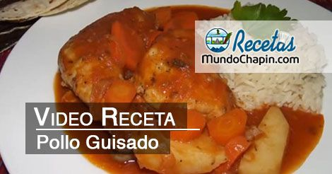 1000 images about guatemalan foods on pinterest - Pollo de corral guisado ...