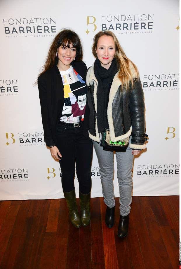 Vanessa Guide et Audrey Lamy