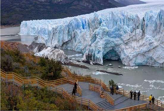 Glaciar Perito Moreno. Parque Nacional de los Glaciares. Santa Cruz. Patagonia. Argentina