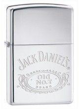 250Jd.321 High Polish Chrome, Jack Daniels'S(R) Logo cheap zippo lighter for…
