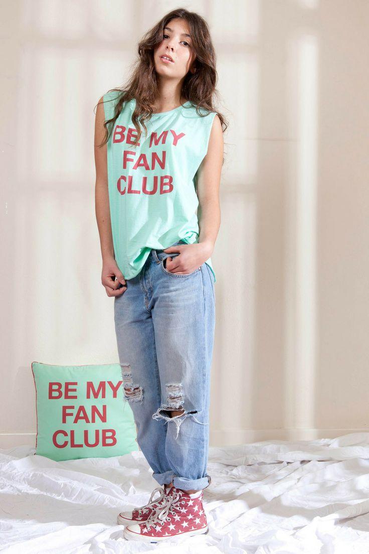 Chip Chop! - BE MY FAN CLUB Muscle Tank, $69.00 (http://www.chipchop.com.au/be-my-fan-club-muscle-tank/)