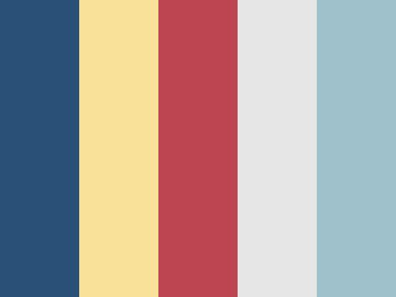 Scandinavian Bakery color palette by thesapphirerose.