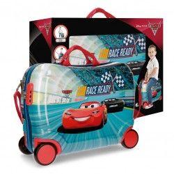 Maleta correpasillos Cars Race + Regalo Cars