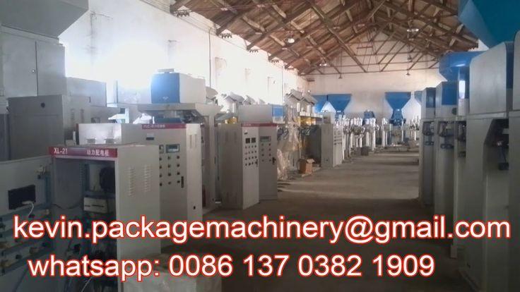 25 kg Bag Milk Powder Packaging Machinery / Packing Machine