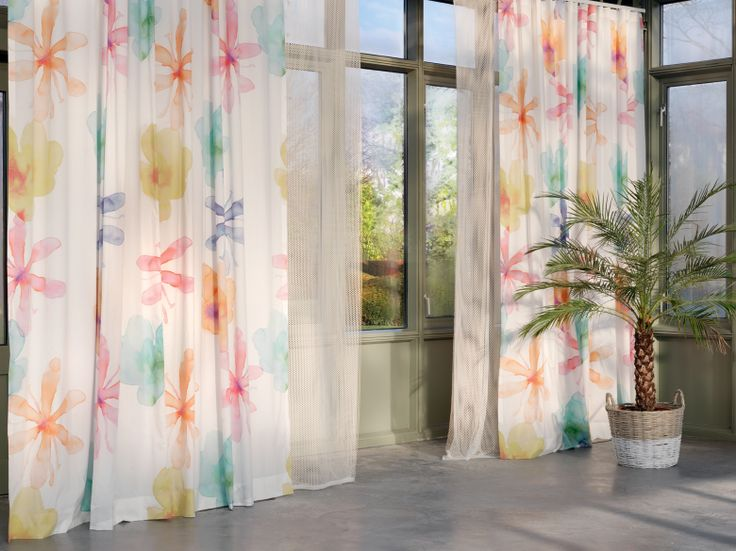 Curtains made to measure, Pfister Vorhang Service