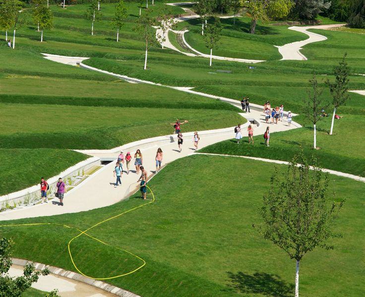 enochliew: Park Killesberg by Rainer Schmidt... - People and Place