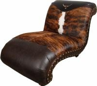 Long Horn Chaise Lounge