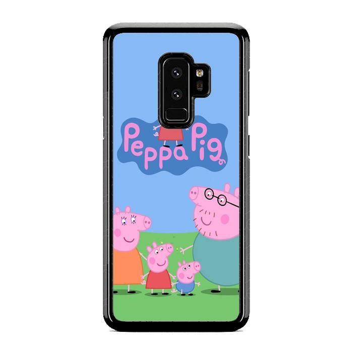 Peppa Pig TV Show Samsung Galaxy S9 Plus Case | Republicase