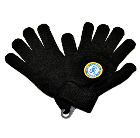 chelsea winter gloves black Chelsea London Official Merchandise Available at www.itsmatchday.com