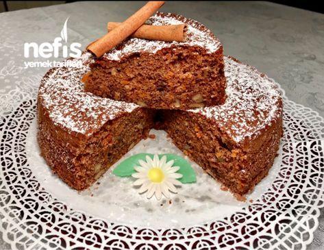 Havuçlu Pastane Keki
