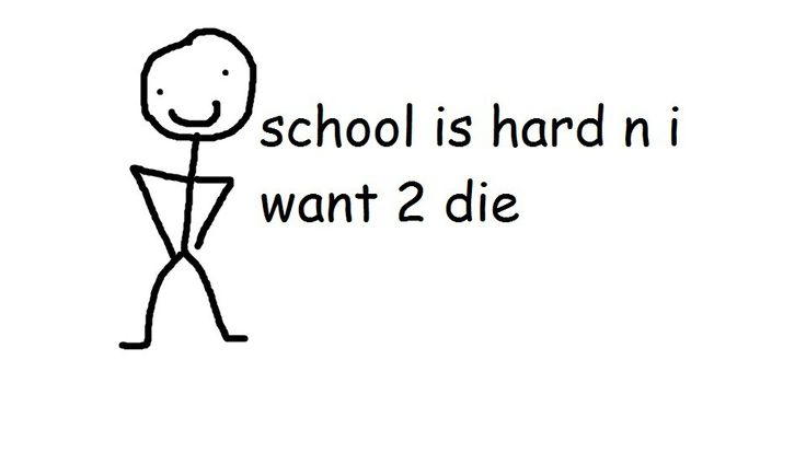 I'm am going to High School next year, I'm scared :(