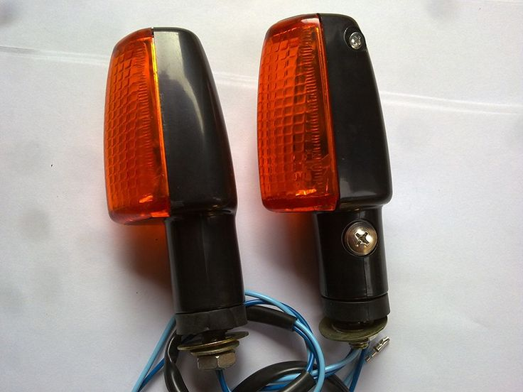 Honda CB 400 CB400 Turn Signal Lights 92-98