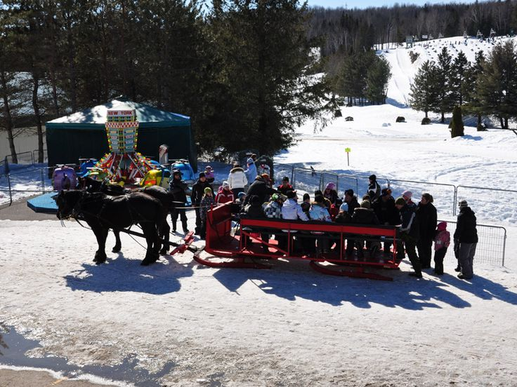 Activités hivernales | Super Glissades St-Jean-de-Matha