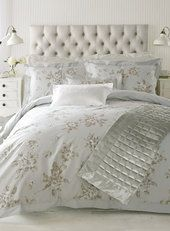 Holly Willoughby Blue Abelle bedding